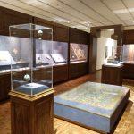 Track Lighting Install: Manoogian Museum